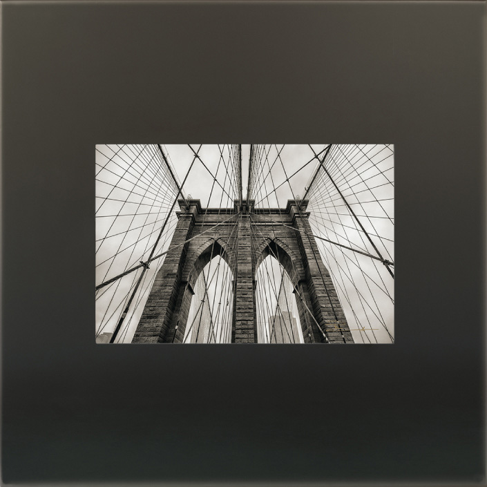 Brooklyn Bridge Metal